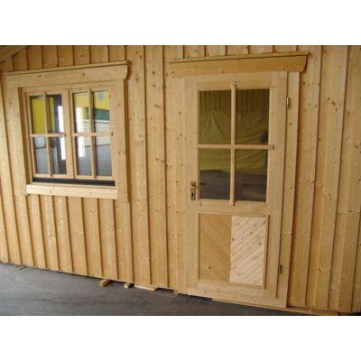 Bild 17 von Azalp Isoliertes Blockhäuser Wiking 1