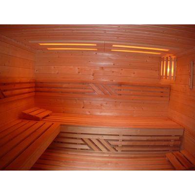 Afbeelding 7 van Azalp Combisauna 203x186 cm, vuren