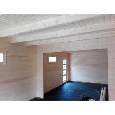 Afbeelding 6 van Azalp Garage Thijs 380x536 cm, 60 mm Modern