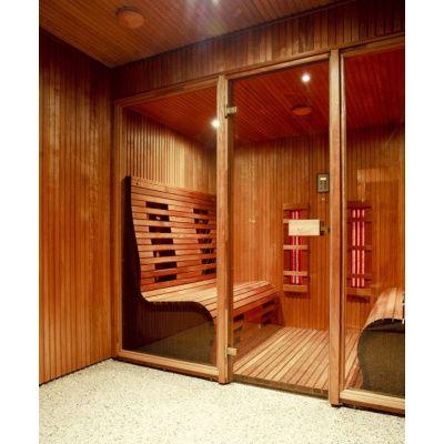 Afbeelding 4 van Azalp Saunabanken geheel op maat
