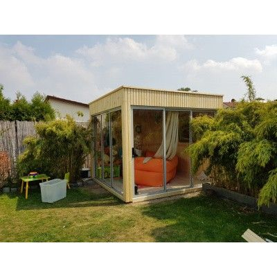 Bild 4 von SmartShed Gartenhaus Novia 2422