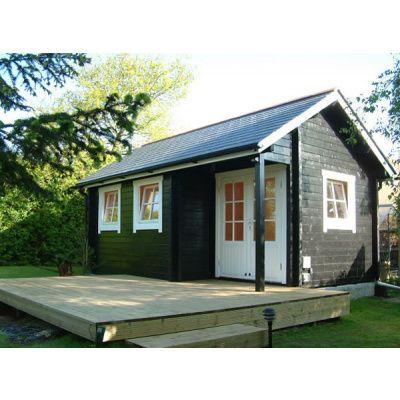 Hauptbild von Azalp Blockhaus Cottage Style Cumberland 520x430 cm, 45 mm