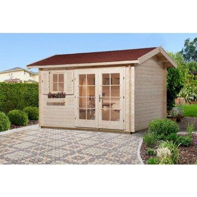 Hauptbild von Weka Gartenhaus Premium28 FT Gr. 3 250cm