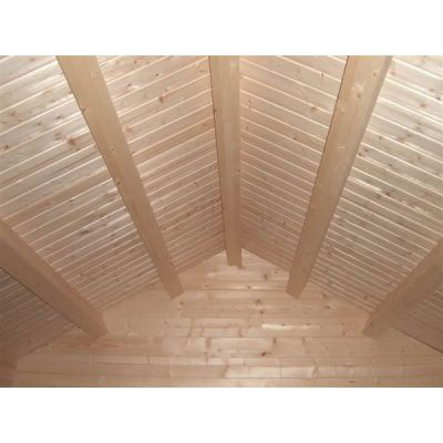 Bild 10 von Azalp Blockhaus Tim 450x300 cm, 45 mm