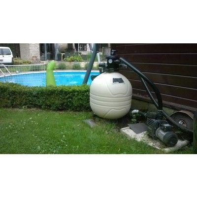 Bild 3 von Mega Pool MFV27 Sandfilter 18 m3/h (Mega+ 0182220)