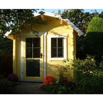 Afbeelding 56 van Azalp Blokhut, tuinhuisje of chalet op maat Duxwood