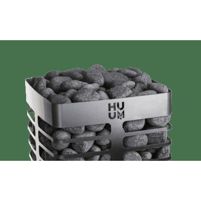Afbeelding 2 van Huum STEEL 9.0 kW