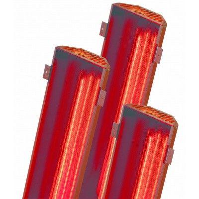 Afbeelding 3 van Karibu EViva rugleuning met IR-stralers Set B (68903)