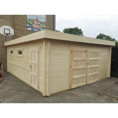 Afbeelding 13 van Azalp Garage Thijs 380x536 cm, 45 mm Modern
