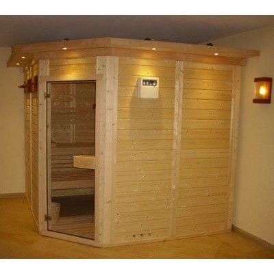 Hoofdafbeelding van Azalp Dakrand voor sauna Genio*