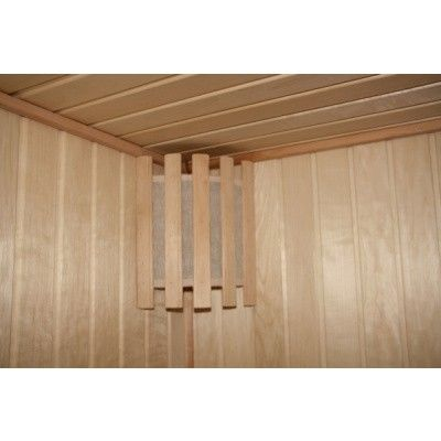 Bild 9 von Azalp Sauna Runda 263x203 cm, Espenholz