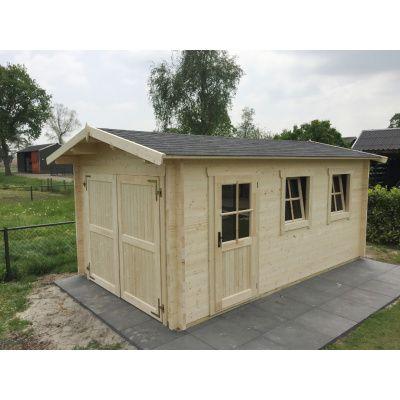 Afbeelding 56 van Azalp Garage Thijs 380x700 cm, 45 mm