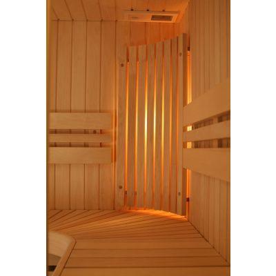 Afbeelding 6 van Azalp Saunabanken geheel op maat