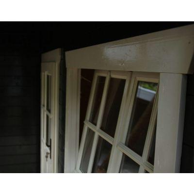Bild 25 von Azalp Blockhaus Kirkwall 450x400 cm, 45 mm