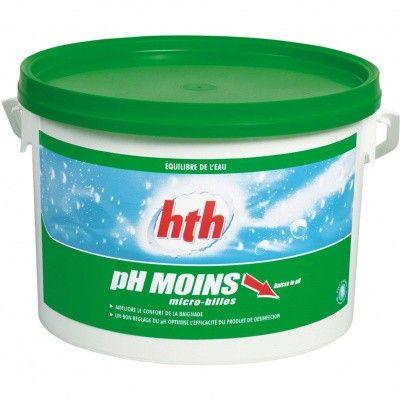 Hauptbild von HTH pH-Minus Pulver 5 kg