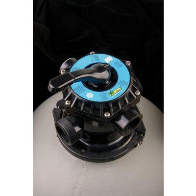 Afbeelding 4 van Ubbink Azura 750 x 400 x 130 cm compleet met blauwe liner en uitrusting