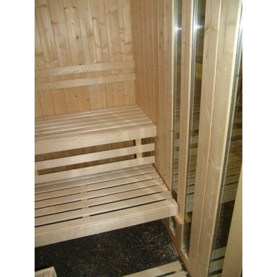 Afbeelding 13 van Azalp massieve sauna Alku 194x173 cm, 40 mm