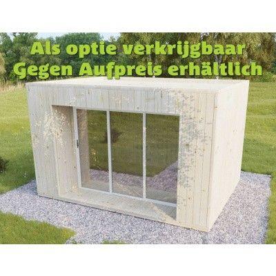 Afbeelding 17 van SmartShed Blokhut Nicho 423x302 cm