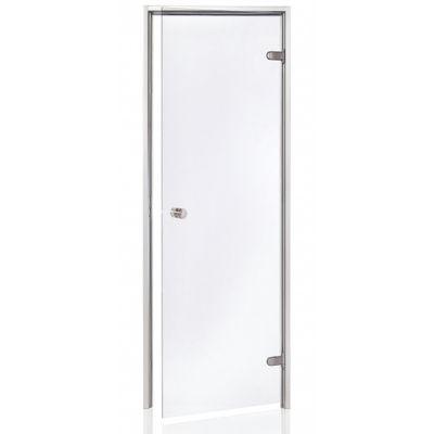 Hoofdafbeelding van Hot Orange Stoombad deur Au 70x190 cm, blank