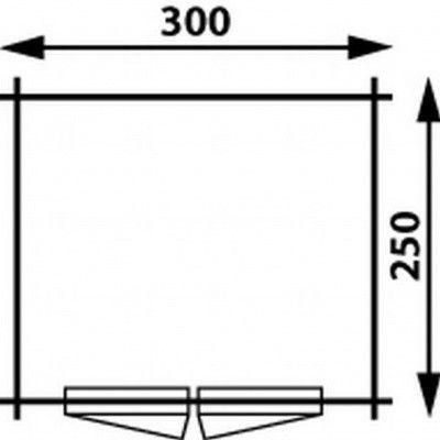 Afbeelding 2 van Interflex 325 M, geverfd