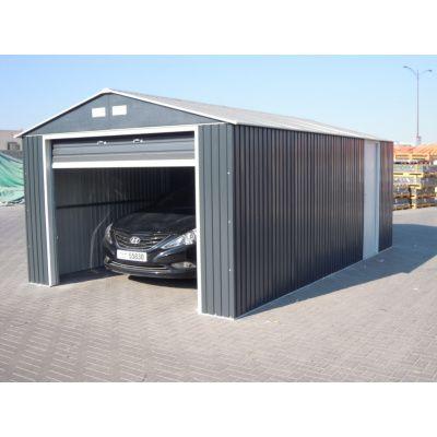 Afbeelding 10 van Duramax Garage Antraciet 1144x370 cm