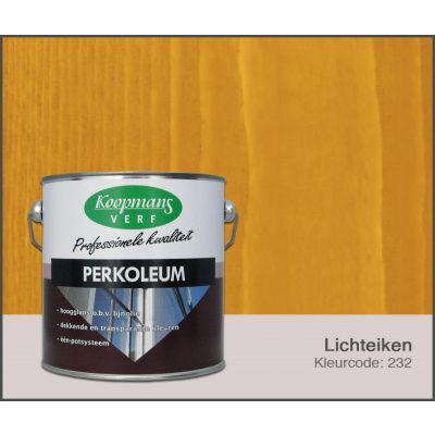 Hoofdafbeelding van Koopmans Perkoleum, Lichteiken 232, 2,5L Hoogglans