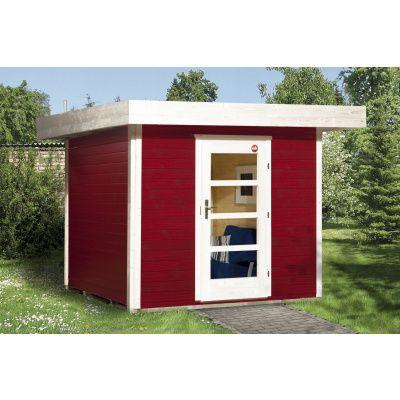 Hoofdafbeelding van Weka Designhuis 172 Gr.1, 235x240 cm Zweeds rood