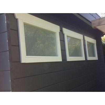 Bild 21 von Azalp Blockhaus Ingmar 400x450 cm, 30 mm