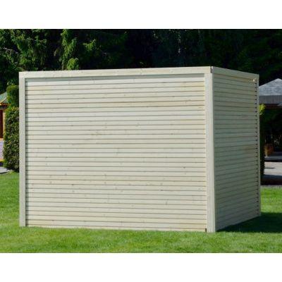 Bild 3 von SmartShed Gartenhaus Ligne 350x350 cm