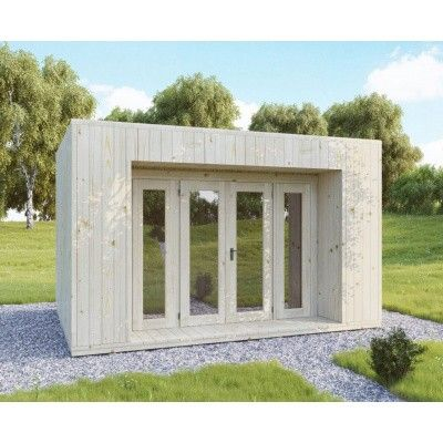 Hauptbild von SmartShed Gartenhaus Nicho 423x356 cm