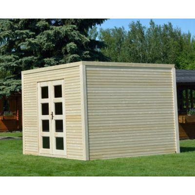 Bild 10 von SmartShed Gartenhaus Ligne 250x250 cm