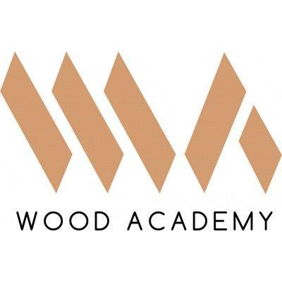 Afbeelding 5 van WoodAcademy Douglas enkele deur met glas, links draaiend