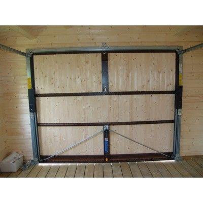 Afbeelding 20 van Azalp Garage Miami 750x800 cm, 95 mm kanteldeur
