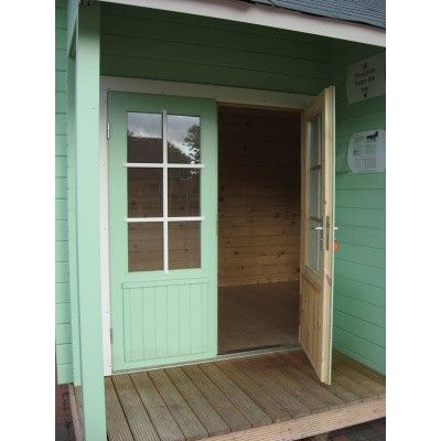 Bild 9 von Azalp Blockhaus Cottage Style Cumberland 520x430 cm, 60 mm