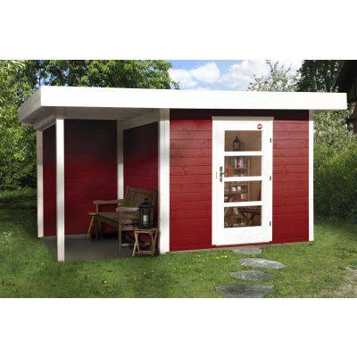 Hoofdafbeelding van Weka Designhuis 172 A Gr.2, 385x300 cm Zweeds rood