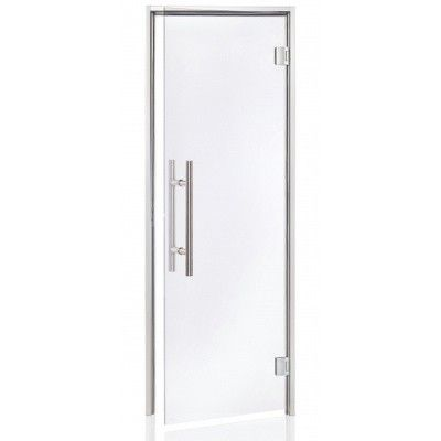 Afbeelding 5 van Hot Orange Stoombad deur Au Premium 90x200 cm, blank