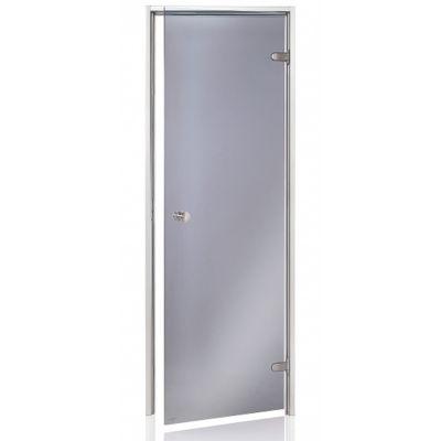 Hoofdafbeelding van Hot Orange Stoombad deur Au 90x200 cm, blank