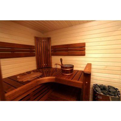 Afbeelding 3 van Azalp Saunabanken geheel op maat