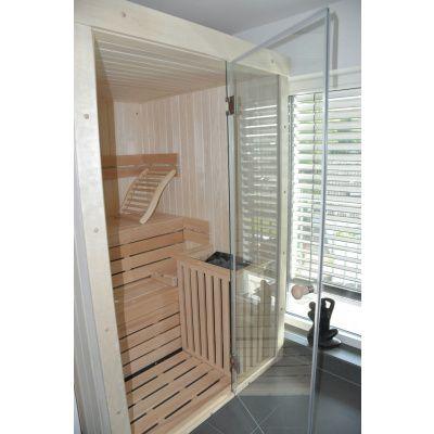 Afbeelding 7 van Azalp Sauna rugleuning Lumen, Elzen