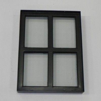 Afbeelding 2 van Azalp Stalen raam vast, 300x400 mm