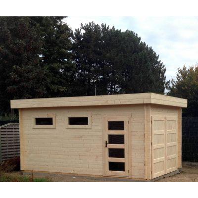 Afbeelding 6 van Azalp Garage Thijs 300x500 cm, 45 mm Modern