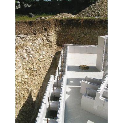 Afbeelding 5 van Trend Pool Polystyreen liner zwembad 600 x 300 x 150 cm (starter set)