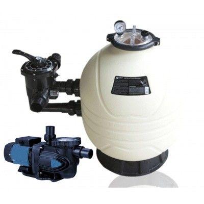 Hoofdafbeelding van Royal Blue Filterset 10 m3/u (PPB50-050 + MFS20)