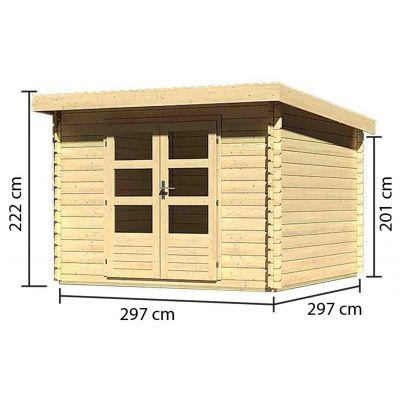 Afbeelding 2 van Woodfeeling Bastrup 5 (73287)