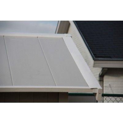 Bild 6 von Azalp Gerätehaus Frigo V7,5, grau-grün