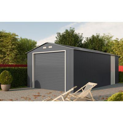 Hauptbild von Duramax Garage anthrazit 784x370 cm