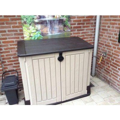 Afbeelding 8 van Keter 17197253 Store It Out Midi beige