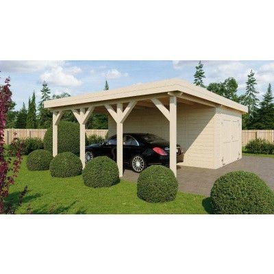 Afbeelding 3 van Azalp Garage Cidro 720x550 cm, 45 mm