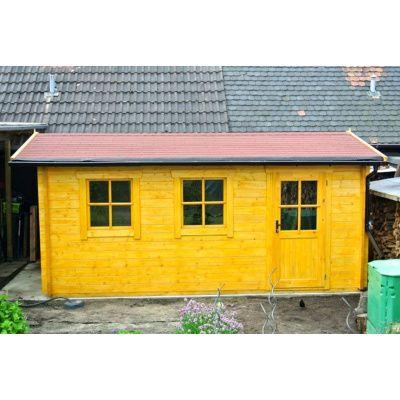 Afbeelding 33 van Azalp Garage Thijs 300x500 cm, 45 mm