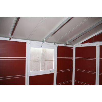 Afbeelding 10 van Grosfillex 23007242 DECO H7,5 rood-wit